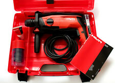 Hilti SDS Bohrhammer TE 3-M 230V +  TE-CX 5/12 - TE-CX 12/17 Hammerbohrer