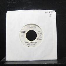 """Eddy Grant - Dance Party (Edit) 7"""" Mint- 37-06238 Portrait White Promo Vinyl 45"""