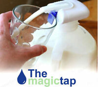 Portable Magic Tap Electric Automatic Water Drink Beverage Dispenser Spill Proof