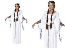 Déguisements robes blanches, taille M/L pour femme