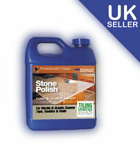 Miracle Sealants Stone Polish 3.785 Litres - for Natural Stone Counters & Walls