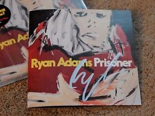 RYAN ADAMS Rare Hand Signed Autographed NEW CD PRISONER The Cardinals SOLD OUT