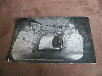 Early Postcard - Chislehurst caves - Gtr London Bromley