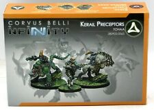 Infinity #563 Tohaa Kerail Preceptors (Unit Box) Alien Trooper Symbiobeasts NIB