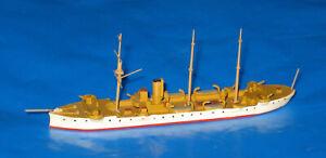 SMS Kreuzer SCHWALBE, Mercator alt, Metall, 1:1250, gesupert