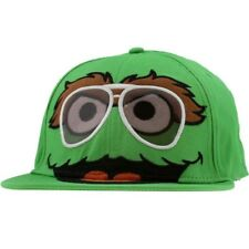 Sesame Street Oscar Sunglasses Flex Cap (green)