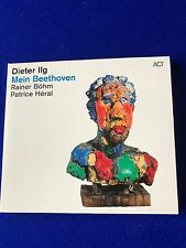 NEW Dieter llg - Mein Beethoven  (2015) Jazz Piano Crossover CD Promotional Copy