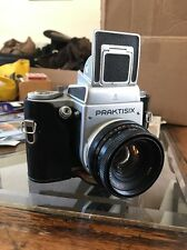 Praktisix Rare East German Medium Format Camera Pentacon