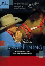 Monty Roberts Long Lining DVD