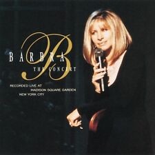 The Concert by Barbra Streisand (CD, Sep-1994, 2 Discs, Columbia (USA))