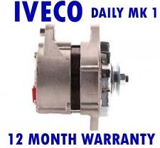 IVECO DAILY MK1 MK I Estate 1978 1979 1980 1981 1982 1983 - 1989 rmfd ALTERNATORE