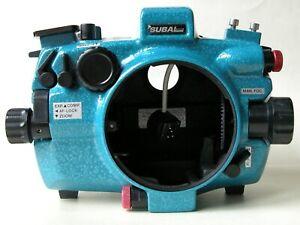 Subal N9b underwater camera housing for the Nikon F90 series