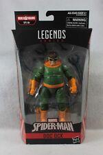 Hasbro Marvel Legends BAF Action Figure SP//dr Spider-Man Doc Ock Doctor Octopus