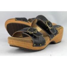 Sandali e scarpe pantofole , ciabatte Spring Step per il mare da donna tacco medio ( 3,9-7 cm )