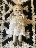 Vintage Made in Japan Porcelain Doll