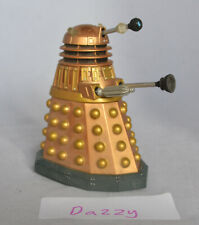 Doctor Dr. Who Loose Action Figure - Bronze Dalek - #Dazzy