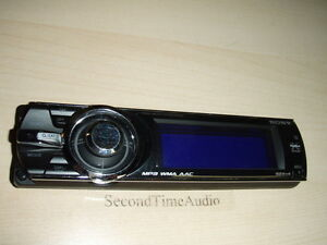 Sony CDX-GT930UI Faceplate Only- Tested Good Guaranteed!