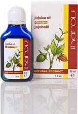 100% PURE Essential Natural JOJOBA OIL GOLDEN HAIR & BODY Anti Aging 30ml
