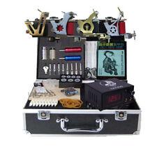 High quality tattoo kits machine and supply with all tattoos equipment stuff set