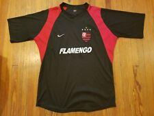 Nike Flamengo Black Soccer Jersey Men's Size M