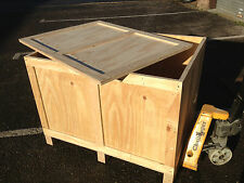 Shipping/storage crate