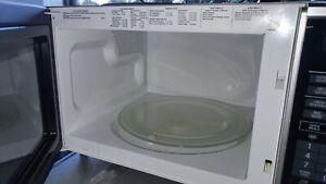 Sharp carousel inverter microwave