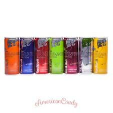 Energydrink-Mix: 24x Mezcla Red Bull The Azul, Rojo & Other Editions ( 7,50€/ L)