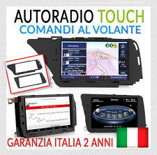 "AUTORADIO 7"" Interfaccia Originale AUDI A4L A5L Q5 (2012-2015) GPS WIFI CANBUS"