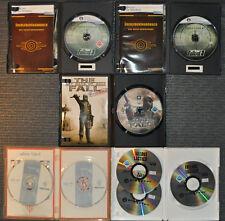 Endzeit PC Konvolut, 2x Fallout 3, UNCUT, Fallout 1+2, Fallout Tactics, The Fall