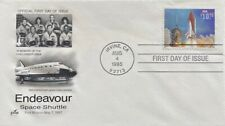 Endeavor Space Shuttle First Day Cover