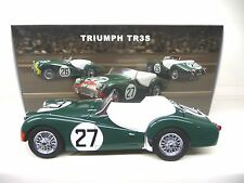 1:18 Kyosho Triumph tr3s tr3 tr3a Le Mans #27 NEUF NEW