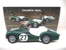 1:18 Kyosho Triumph tr3s tr3 tr3a le mans #27 nuevo New