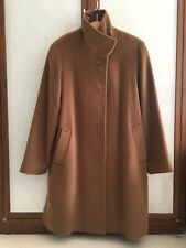 Cinzia Rocca Mantel, 100% Wolle, camel / braun, Größe L, neuwertig