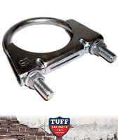 """CAR EXHAUST CLAMP SUIT 1.75"""" EXHAUST PIPE / MUFFLER CLAMP / UBOLT 1 & 3/4"""""""