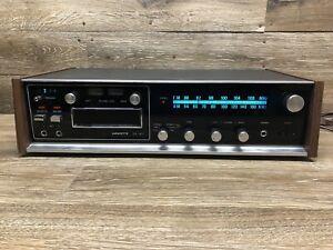Vintage Lafayette SR-80 8 Track Recorder Stereo Receiver