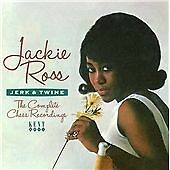 Jackie Ross - Jerk & Twine: The Complete Chess Recordings (CDKEND 385)