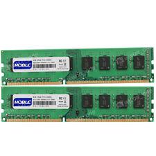 2x 8GB For Intel PC3-10600 2Rx8 DDR3 1333Mhz 240PIN Desktop Memory DIMM RAM #CVB