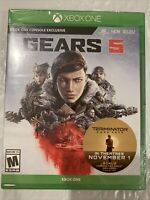 Gears of War 5 Xbox One Microsoft NEW SEALED