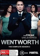 Wentworth : Season 2 DVD - NEW & Sealed - R4 AUS