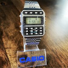 RARE Vintage 1984 Casio CD-401 FIRST Data Bank Watch, Made in Japan, Module 246
