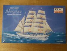 1 :3 50 Minicraft Núm 11307 tall SHIP SAGRES Paquete (portugués). juego.