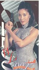 James Bond Women Of Widescreen Bonds Best Chase Card B3
