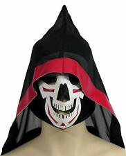 Reaper Wrestling Mask Luchador Mexican Fancy Dress Halloween Costume Accessory