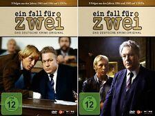 6 DVDs * EIN FALL FÜR ZWEI - BOX 3 + 4 (FOLGE 19-36) IM SET - Strack # NEU OVP !