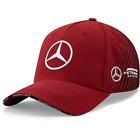Mercedes Benz AMG Petronas F1 2021 Team Baseball Hat Red