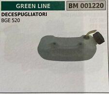 Brumar Tank Green Line BM001220