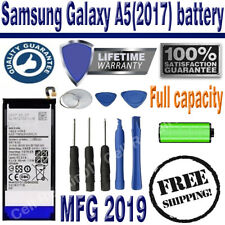New Replacement Battery Samsung Galaxy A5(2017) 3000mAh EB-BA520ABE Free Tools