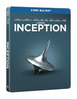 Inception Steelbook Blu Ray