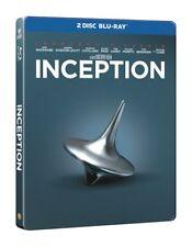 Inception Steelbook Blu Ray
