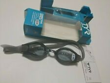 TYR Corrective Optical Performance Goggle Smoke Size -2.0